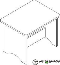 Стол игровой МИ-15.52_2