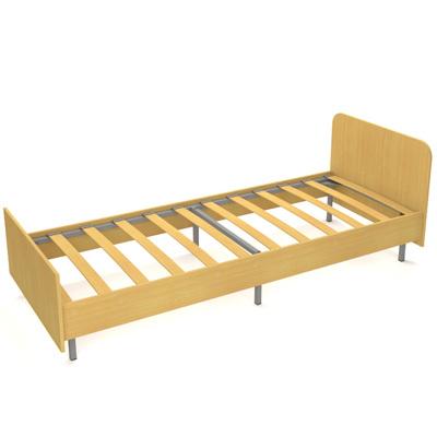 Кровать 1-о местная Гм.КРО-8 Проспект