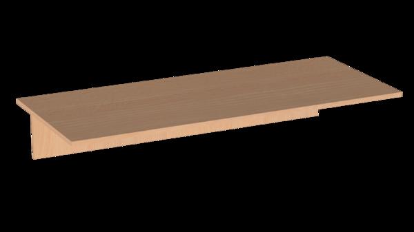 Столешница 16 мм 2-х мест. Лц.С2Д-16/2 Лицей