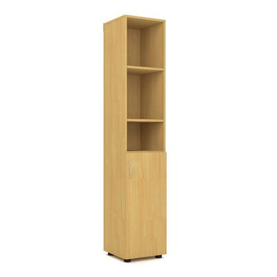 Шкаф пенал полуоткрытый У.П-2 Универсал