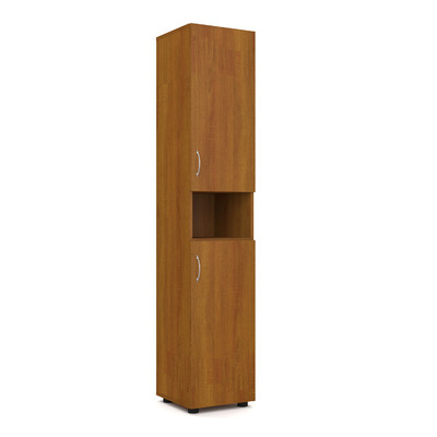 Шкаф узкий закрытый с нишей У.П-4 Универсал