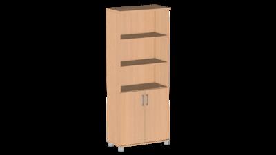 Шкаф для документов полуоткрытый Пр.Ш-2 Премиум