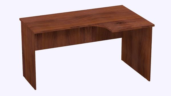Стол компьютерный угловой Р.РС-14-Прав Референт
