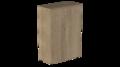 Шкаф для бумаг средний глухой Р.Шс-3 Референт