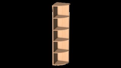 Стеллаж угловой высокий Р.У-1П Референт