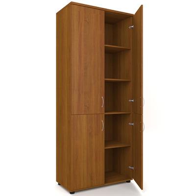 Шкаф для бумаг с 4-я дверями Р.Ш-2Д Референт